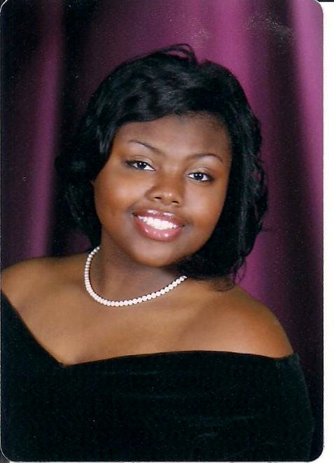 Quanesha Murray 2014 MDJ scholarship winnder